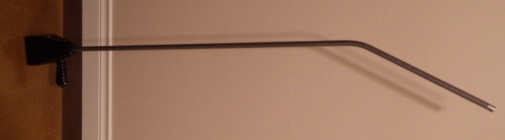 Standard Inditemp III Pistol Grip