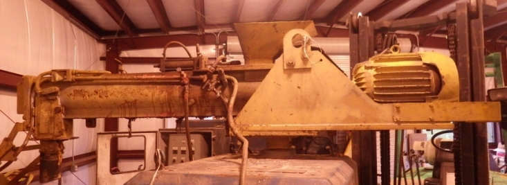 Used CE 600 Continuous Sand Mixer