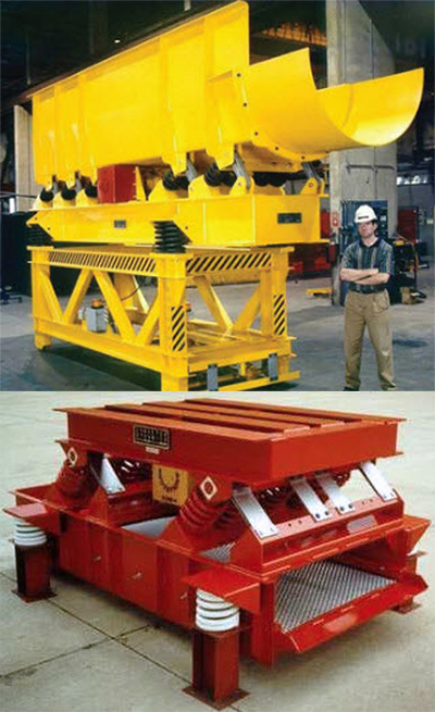 Conveyor Dynamics Furnace Charge and Low Level Deck