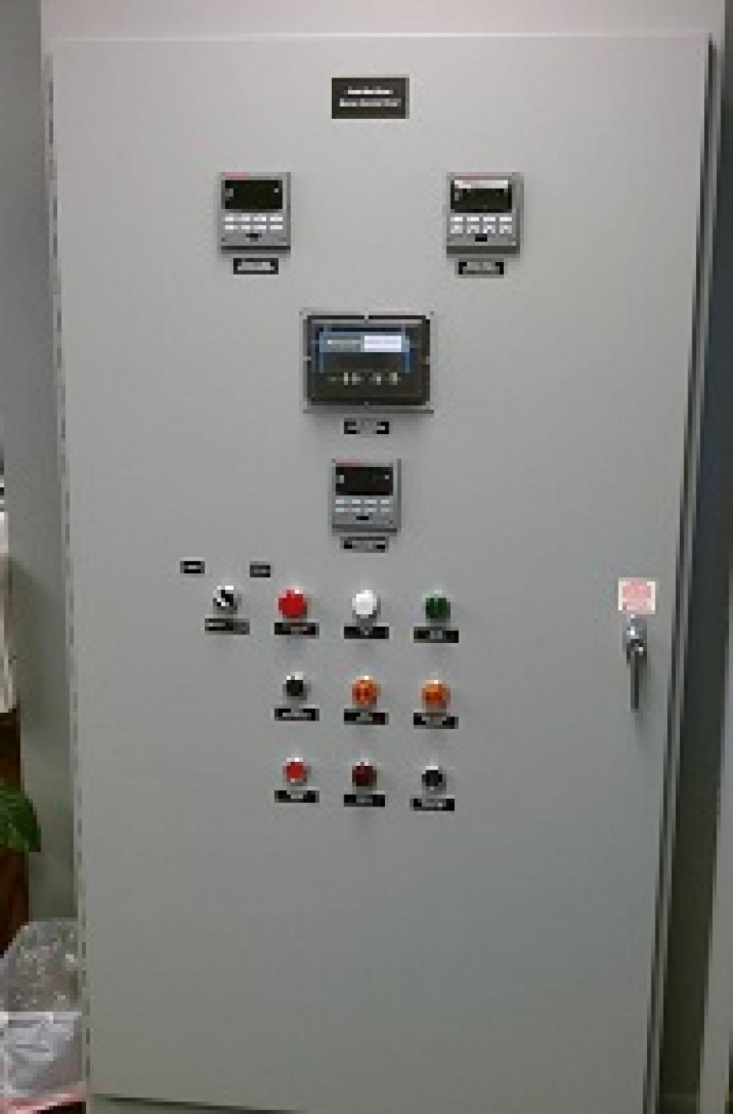 PLC Dryer Controls
